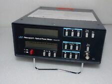 NEWPORT 835 LASER PICO-WATT DIGITAL OPTICAL POWER METER