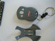 Genie GICT390-3BL Garage Door Opener Remote  Intellicode 390 MHz W/ Visor clip