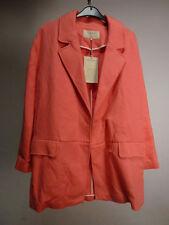 Zara Cotton Coats & Jackets for Women Blazer