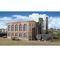 Walthers 933-2905 HO Gas Plant w/Washing Tank Building Kit