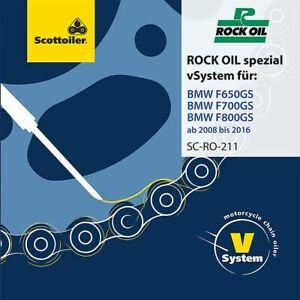 Scottoiler Kettenöler vSystem - BMW F 650 GS / F 700 GS / F 800 GS (2 Zylinder)