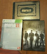 Mafia II  Collector's Edition (Microsoft Xbox 360, 2010)USED