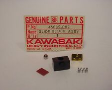 LIGHT SWITCH SLIDE BLOCK OEM KAWASAKI Kv75 MT1 W2 A1 A7