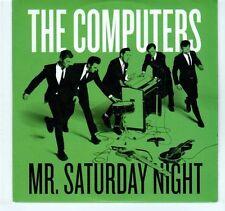 (EA232) The Computers, Mr Saturday Night - 2013 DJ CD