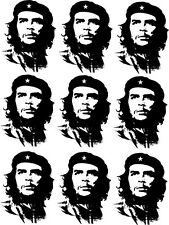 Che Guevara silhouette Multi Pack-autocollants en vinyle autocollant Nouveauté tailles diverses