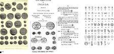 DVD 250 Bücher auf Münzen von Indien Gupta Mughal EIC Fürstenstaaten rupee paisa