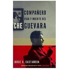 Compañero: vida y muerte del Che Guevara, Jorge G. Castaneda, 0679781617, Book,