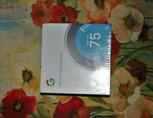 Google T3007ES Nest Pro Edition Learning Thermostat - Stainless Steel