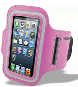 Water-Resistant Armband Sport GYM Running For SAMSUNG GALAXY S8 UK SELLER Pink