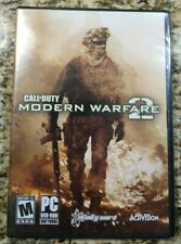 Call of Duty: Modern Warfare 2 (PC, 2009) FACTORY SEALED NEW