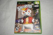 Sneakers (Microsoft Xbox) w/ Case