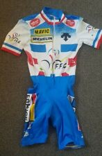 FRANCE SKINSUIT SPEEDSUIT SIZE S OR EURO 2