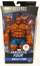 RARE Marvel Legends Walgreens Fantastic Four Series THING Figure MIB