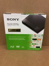 Sony BDP-S1700 Multi Region Free DVD Blu-ray Disc Player Tpa-765-196