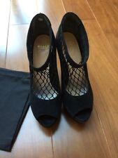Bally Of Switzerland Alawa Platform Shoes Sz 37 EU, 6 1/2 USA, 4 UK