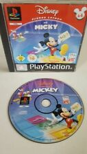 Disney Frühes Lernen mit Micky - PS1 / Playstation 1