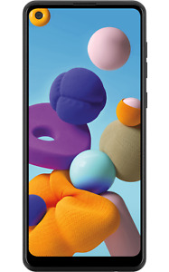 Samsung Galaxy A21 SM-A215U - 64GB Metro by T-mobile or UNLOCKED