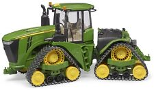 Bruder Toys John Deere 9620RX Tractor with Track Belts 09817 Kids Play NEW