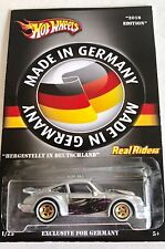 PORSCHE 934 TURBO CUSTOM Made Hot Wheels MADE IN GERMANY Series Limited 1/25