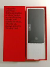 OnePlus 7T HD1907 - 128GB - Frosted Silver (T-Mobile) (Dual SIM) Smartphone