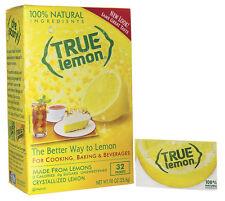 Wahre Zitrone 100% Natürlich Swarovski Früchte 32 Pakete Tee Backen Kochen