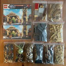Lego Star Wars Jabba's Palace (9516) - Recopilación de-topzustad-Revisado