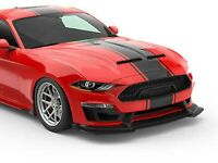 Decal Halo Graphic Stripe Body Kit for Ford Mustang Projector Bonnet Exhaust LED