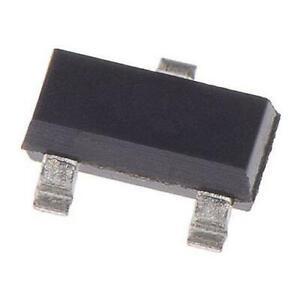 10 x ON Semi BCX17 PNP Transistor, 500mA, 45V, 3-Pin SOT-23