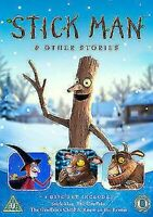Bastone Man & Other Storie DVD Nuovo DVD (EO52156D)