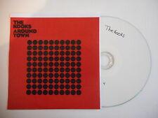 THE KOOKS : AROUND TOWN [ CD PROMO ] ~ PORT GRATUIT