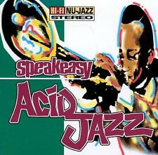 VARIOUS ARTISTS  - SPEAKEASY: ACID JAZZ  -  CD, 1995