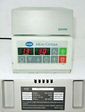 Sanyo Mse Micro Centaur Benchtop Lab Centrifuge Msb010.Cx1.1 Powers on