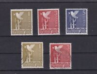 ALLIED OCCUPATION 1947 UNMOUNTED MINT & USED  STAMPS  . REF R678