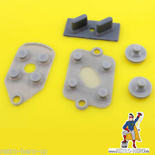 Nintendo SNES Controller Remote Rubber Buttons Pads Repair - NEW
