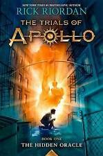 The Trials of Apollo, Book One: The Hidden Oracle by Rick Riordan (Hardback, 2016)