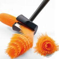 Spiral Vegetable Cutter Slicer Fruits Peeler Device Kitchen Gadget Fruit Tool