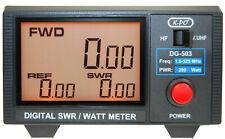 KPO-DG-503 DIGITAL SWR+Watimetro HF/VHF/UHF 200W