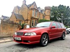 1998 VOLVO V70R AWD 2.3L TURBO 240BHP 4X4 ESTATE 850-R T5-R FRESH IMPORT CLASSIC