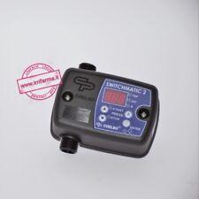 Pressostato elettronico interruttore a pressione autoclave e manometro digitale