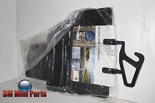 BMW E70 X5 3rd Row Rubber Mat Set Anthracite 51472239651