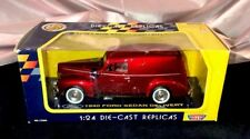 Motor Max Diecast 1:24 1940  Ford Sedan Delivery Truck NEW in Box