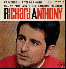 RICHARD ANTHONY EP FRANCE CE MONDE (3)