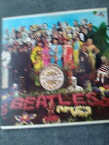 Beatles Sargent Peppers