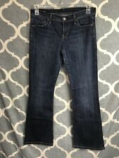 Citizen Of Humanity Jeans 28 Ingrid Stretch Low Waist Flare