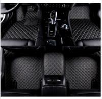 Car Floor Mats Leather Waterproof Pads Floor Mat For Mercedes ML Class Auto Mat