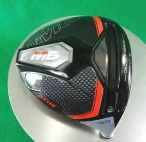 TaylorMade M6 D-Type 12° driver head only