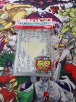 Yu-gi-oh 50 protège carte sleeves Millenium Gris Grey Yellow Jaune yugi rare