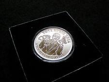 COA #471 - 2016 1 oz Silver Rubio Reverse Proof Coin - Silver Shield SBSS