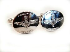 Parachute Regiment Cufflinks Engraved
