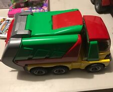 Bruder Road Max Garbage Toy Truck